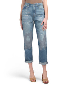 G-STAR High Rise Boyfriend Jeans