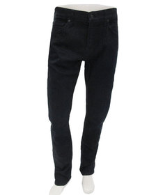 7 For All Mankind Men's The Straight Jeans with Sq