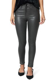 Joe's Jeans The Charlie Coated Ankle Skinny Jeans