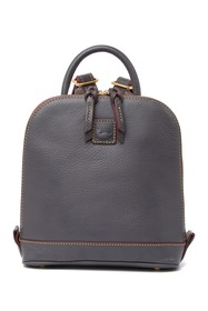 Dooney & Bourke Small Leather Zip Pod Backpack