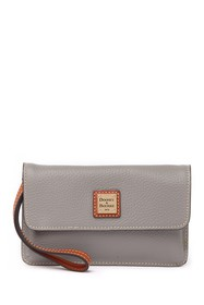 Dooney & Bourke Milly Leather Wristlet