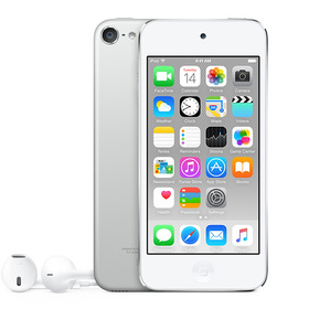 Apple Refurbished iPod touch 128GB Silver (6th gen