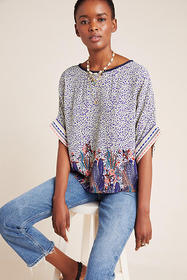 Anthropologie Arely Blouse