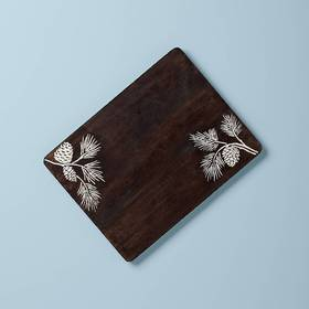 Lenox Alpine™ Carved Cheese Board