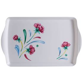 Lenox Poppies On Blue™ Serving Tray