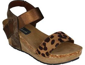 Natural Reflections Sanra Wedge Sandals for Ladies