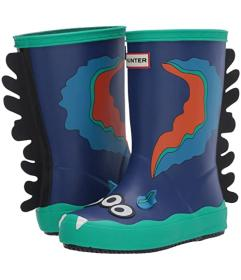 Hunter Kids First Sea Monster Sid Character Boots