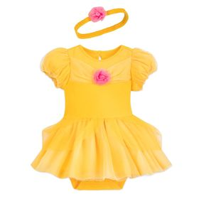 Disney Belle Costume Bodysuit for Baby
