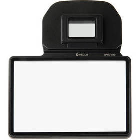 Vello Snap-On Glass LCD Screen Protector for Canon