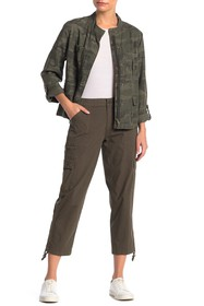 Sanctuary High Waisted Cargo Pants (Petite)