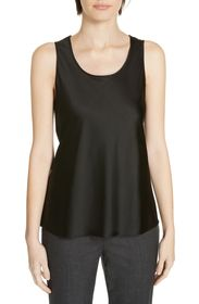 BOSS Inolea Stretch Silk Blend Tank