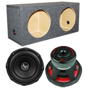 "Audiopipe TXX-BD3-12 12"" 3600W Car Audio Subwoofer"