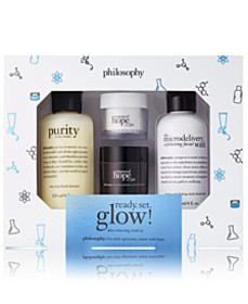 4-Pc. Ready. Set. Glow! Renewed Hope In A Jar Tria