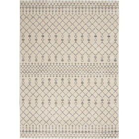 Nourison Royal Moroccan RYM03 Beige/Grey Indoor Ar