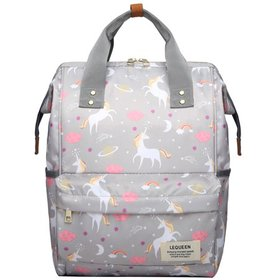 Large Capacity Baby Care Diaper Backpack for Mom a