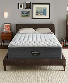 "BRS900-C-TSS 13.75"" Extra Firm Mattress Set - Quee"