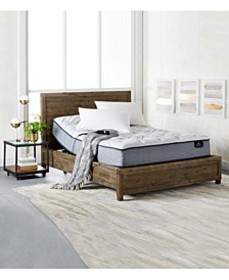 "Perfect Sleeper Kleinmon II 11"" Firm Mattress Set"