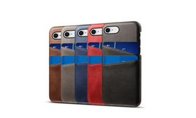 Waloo 2-Card Slot Case for iPhones