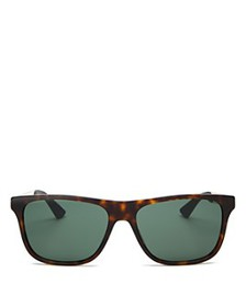Gucci - Men's Square Sunglasses, 57mm