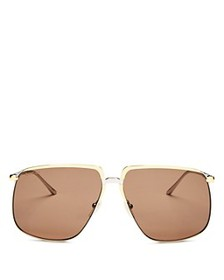 Gucci - Men's Oversized Square Sunglasses, 59mm