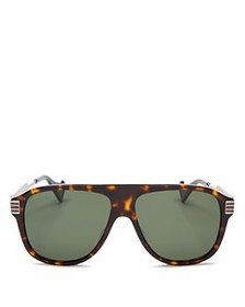 Gucci - Men's Round Sunglasses, 57mm