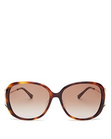 Gucci - Women's Square Sunglasses, 58mm