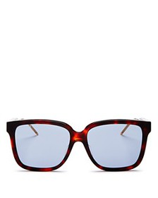 Gucci - Women's Square Sunglasses, 56mm