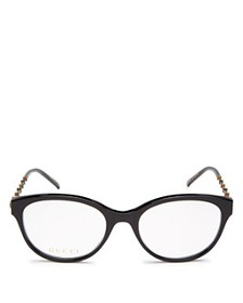 Gucci - Women's Cat Eye Readers, 53mm