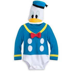 Disney Donald Duck Costume Bodysuit for Baby