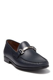 BALLY Tecno Leather Loafer