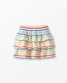 Hanna Andersson Striped Scooter Skirt