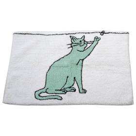 Kitty Cat Tufted Rug