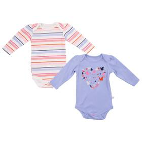 Baby Girl (0-9M) Rosie Pope 2pc. Butterfly Love Bo