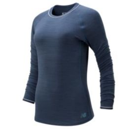 New balance Women's Q Speed Seasonless Long Sleeve