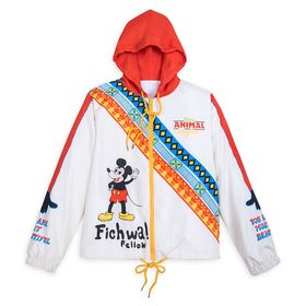 Disney Mickey Mouse Windbreaker for Women – Disney
