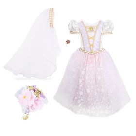 Disney Rapunzel Wedding Costume Set – Tangled Ever
