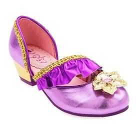 Disney Rapunzel Costume Shoes for Kids – Tangled