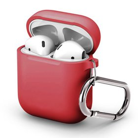 Charging Case 2 & 1 for Apple AirPods, Portable Ha