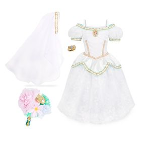 Disney Ariel Wedding Costume Set – The Little Merm