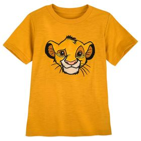 Disney Simba Fashion Tee for Boys – The Lion King