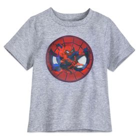 Disney Spider-Man Lenticular T-Shirt for Boys