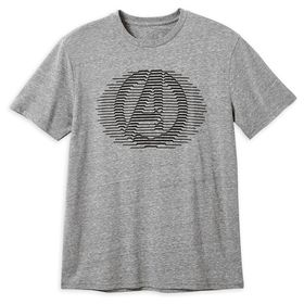 Disney Avengers Logo T-Shirt for Men