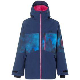 Oakley Cedar Ridge Insulated 2L 10K Jkt - Blue For