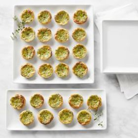 Mini Quiche Vegetable Assortment