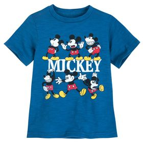 Disney Mickey Mouse Multi-Pose T-Shirt for Boys