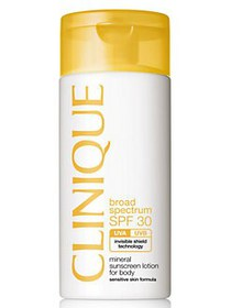 Clinique Broad Spectrum SPF 30 Mineral Sunscreen L
