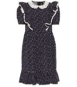 Marc Jacobs The Shirley cotton-blend dress