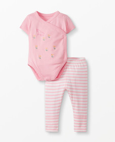 Hanna Andersson Wiggle Set In Organic Cotton