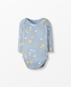 Hanna Andersson One Piece In Organic Cotton