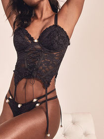 Victoria Secret Lou Lace Bustier